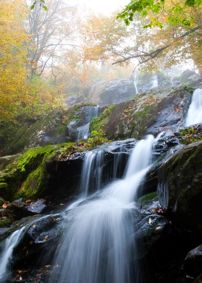 Shenandoah Waterfall Photography Art | Josh Kimball Photography