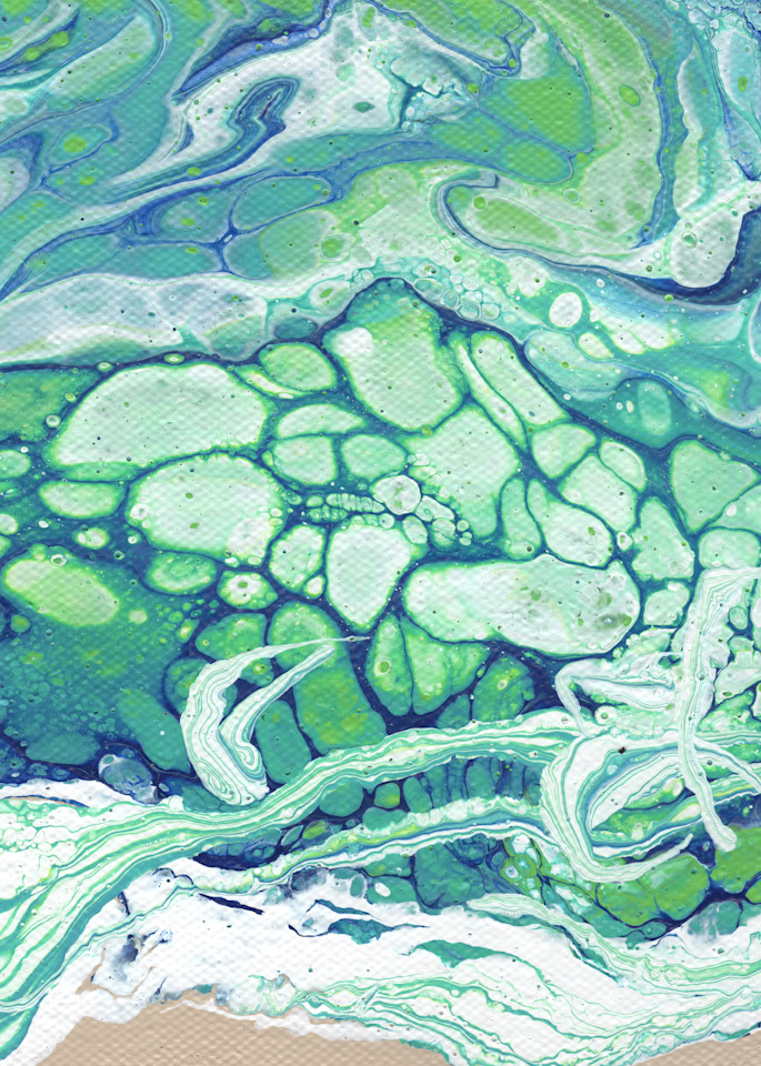 Waters Edge 5 Art   Marcy Brennan Art