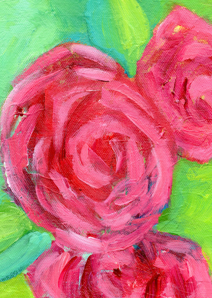 Pack Your Rose Colored Glasses 1 Art | Marcy Brennan Art