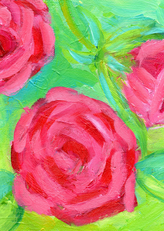 Pack Your Rose Colored Glasses 4 Art | Marcy Brennan Art