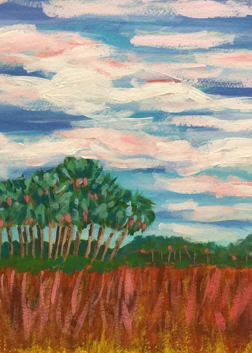 Florida Prairie Art   Marcy Brennan Art