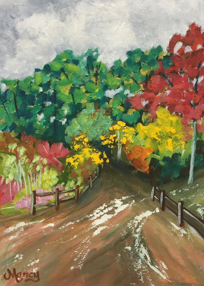 Tallula Falls Art   Marcy Brennan Art