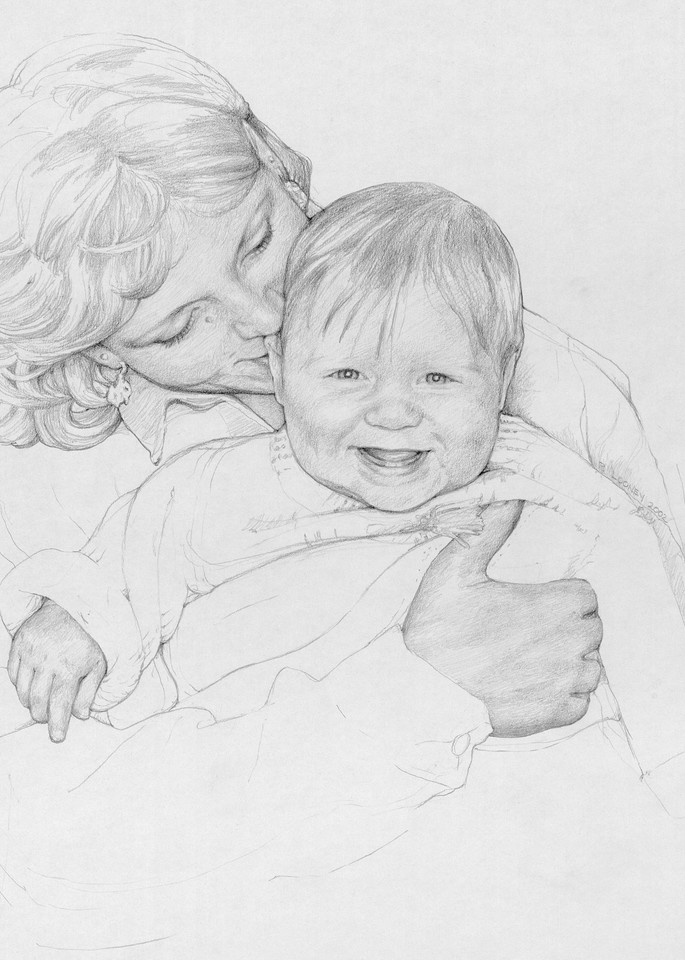 Baby Love Art | Digital Arts Studio / Fine Art Marketplace