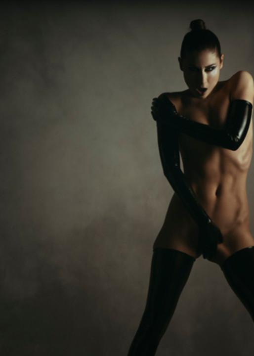 Fine Art Nudes of Floofie