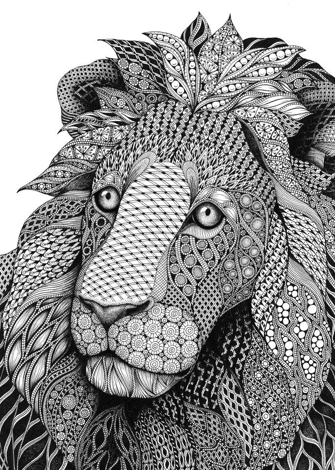 Kingdom Dweller (Lion)