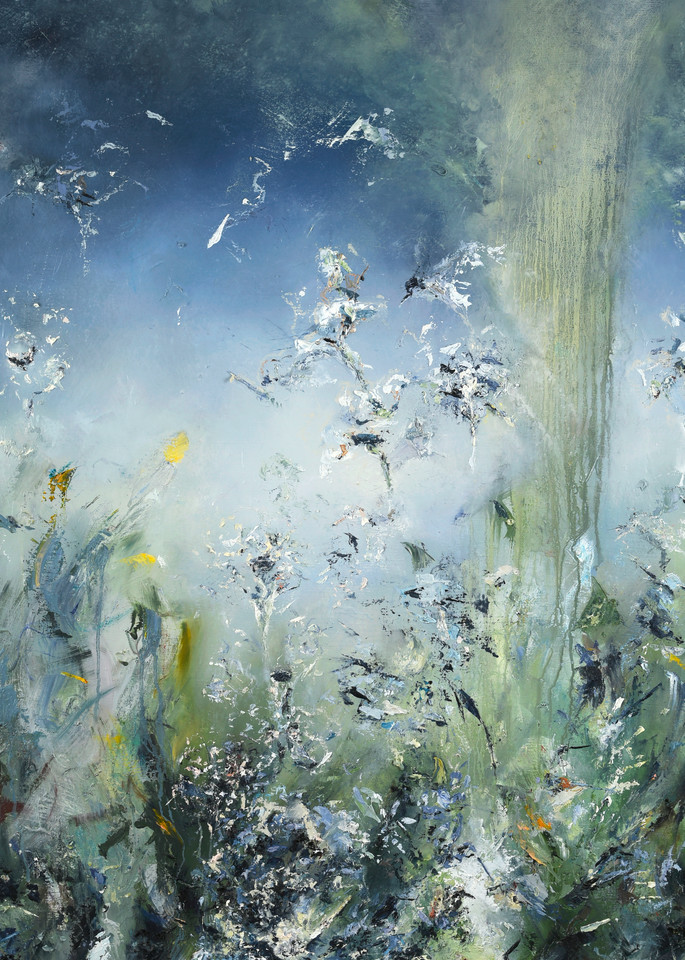 Morning Mist Art | Samantha Kaplan