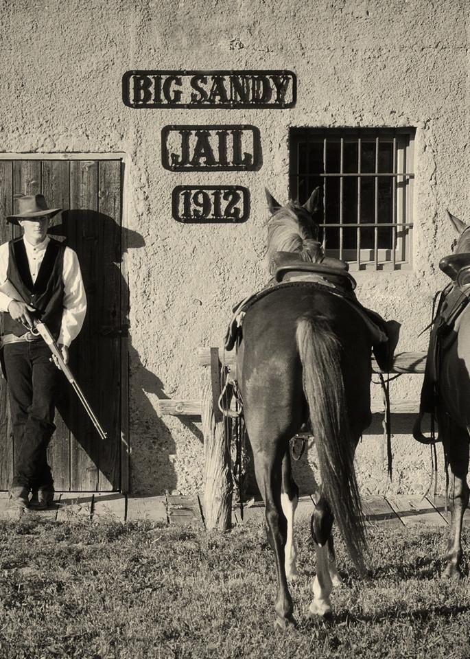 Big Sandy Jail Photography Art | Craig Edwards Fine Art Images