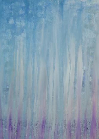 Eastern Sunrise Rain At Cadillac Mountain Summit 1 Of 3 By Rachel Brask Art | Rachel Brask Studio, LLC