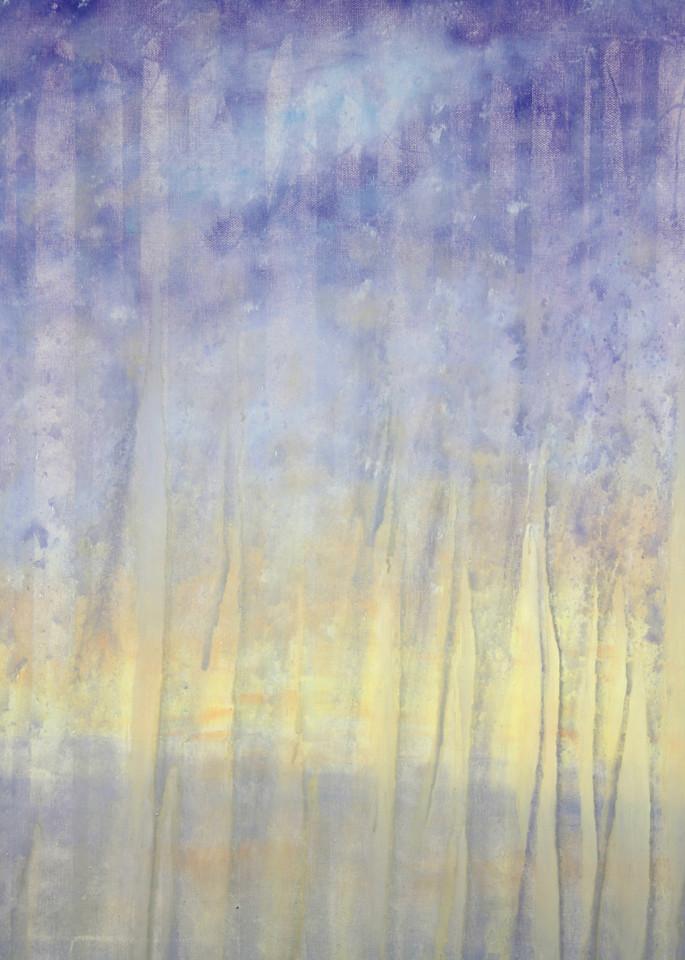 Rainy Sun Transition Study 2 By Rachel Brask Art | Rachel Brask Studio, LLC