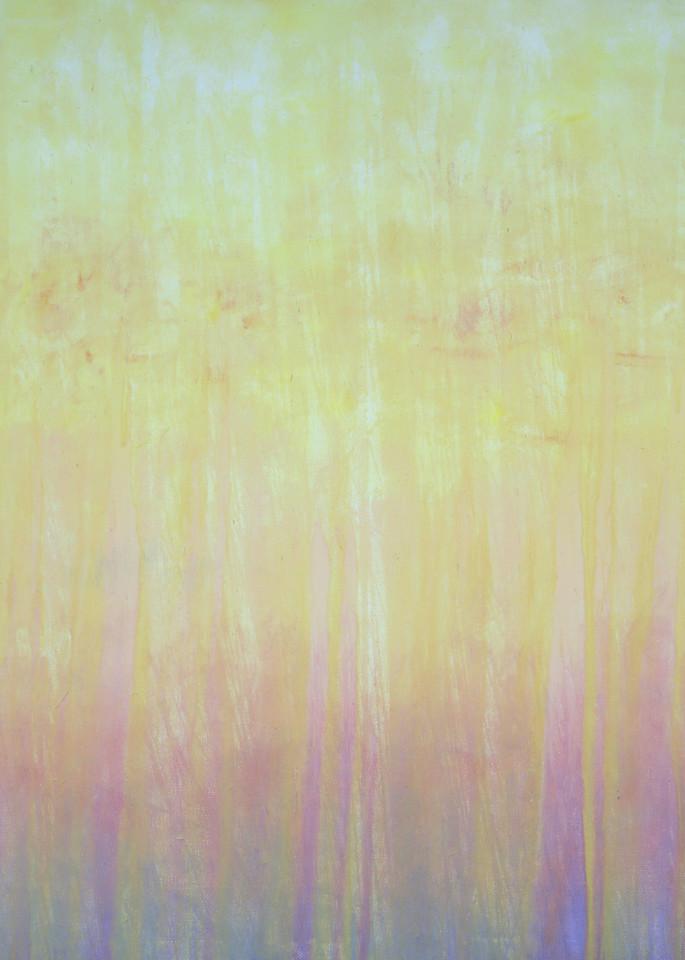 Rainy Sun Transition Study 1 By Rachel Brask Art | Rachel Brask Studio, LLC