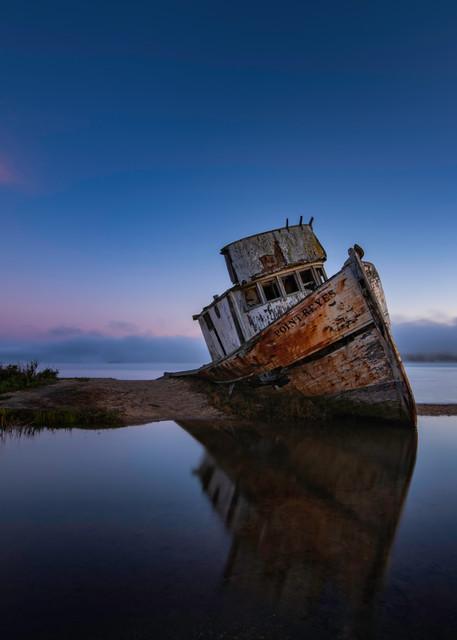 Point Reyes Ship Wreck Fine Art Photography Print