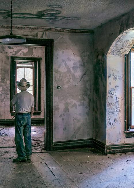 Americana-color: Old memories die hard, by fine art photographer, David Zlotky