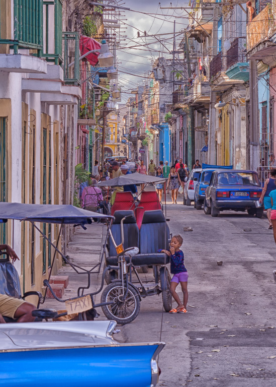 Streets Of Havana Art | Jesse McLaughlin Photography