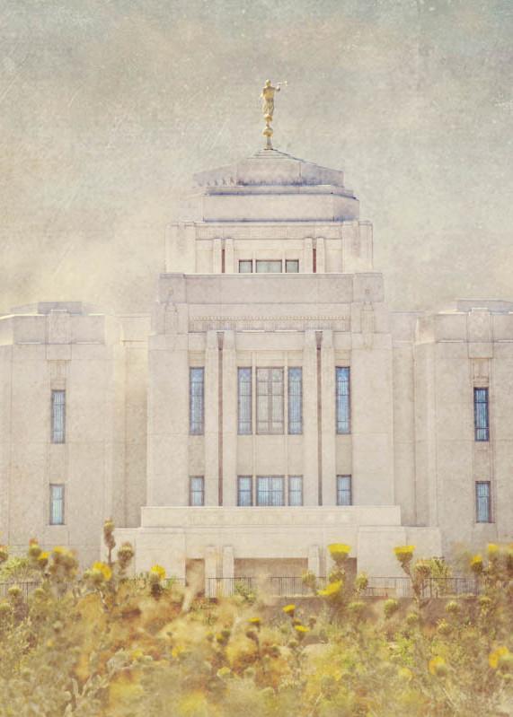 Meridian Temple - Riverside Flowers