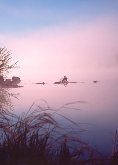 Chippewa River at Dawn photograph for sale as Fine Art.