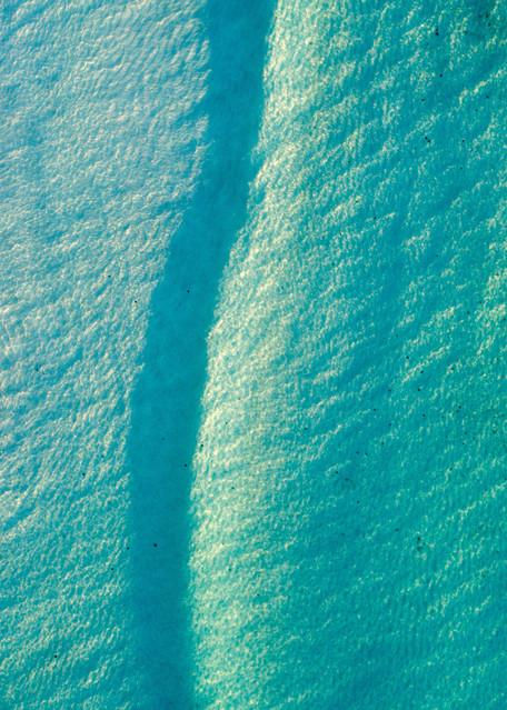 Turquoise Breaker No. 3 Art | Jonah Allen Studio & Gallery