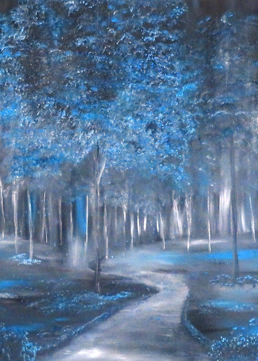 Path Of Light Art | Artist Ron Turner