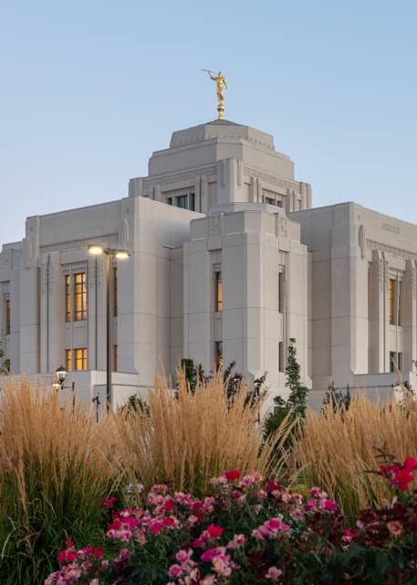 Meridian Temple - On Zion's Mount