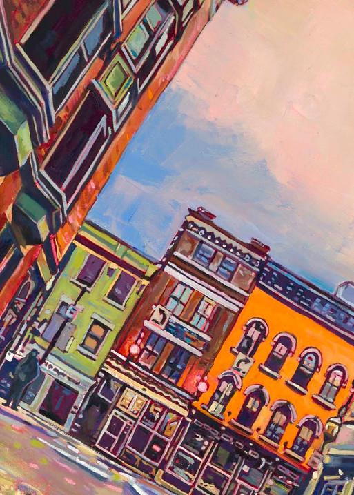 Tony Lipps Art 14th and Vine