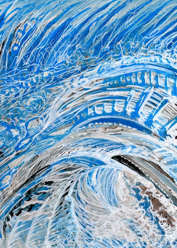 Wind Waves 300dpi Art | Amy O'Hearn Art