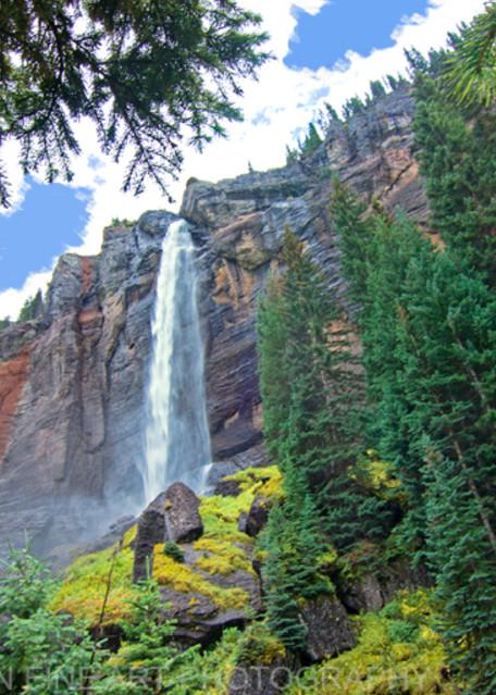 Bridal Veil Falls Telluride Photograph 7137 | Colorado Photography | Koral Martin Fine Art Photography