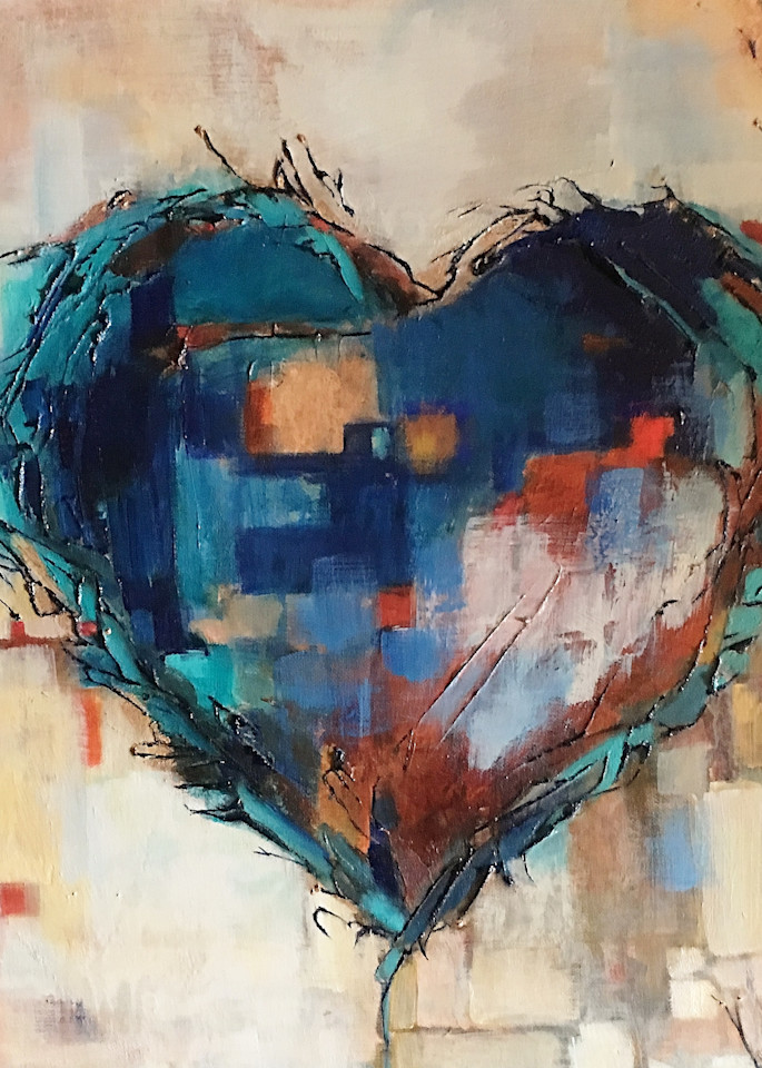 Growing Love Art | PoroyArt