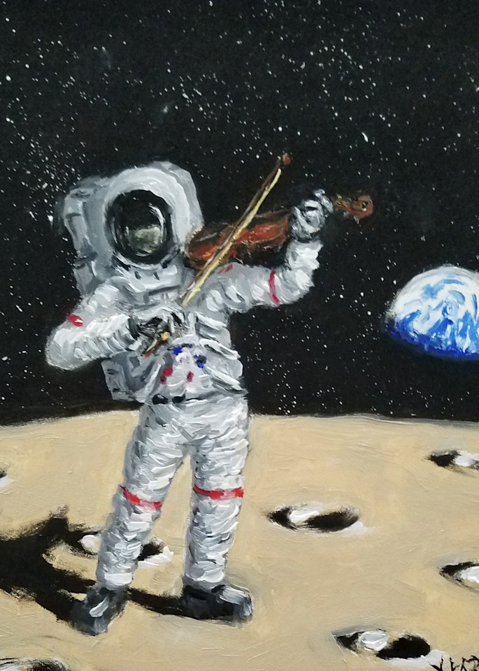 Earthlight Serenade Fine Art Prints