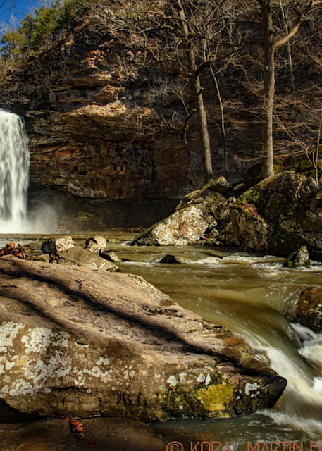 Cedar Falls Photograph 7244 | Waterfall Photography | Koral Martin Fine Art Photography