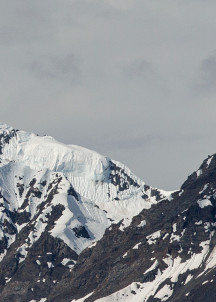 Glacier Peaks Photography Art | Leiken Photography