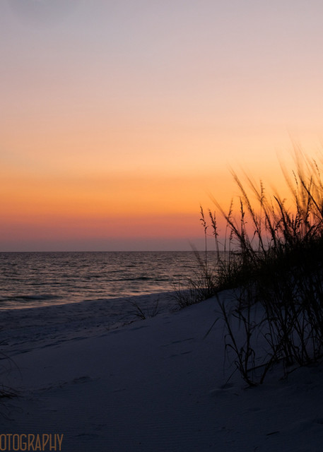 Ocean Sunset on Beach Photograph 1224 FL  | Florida Photography | Koral Martin Fine Art Photography