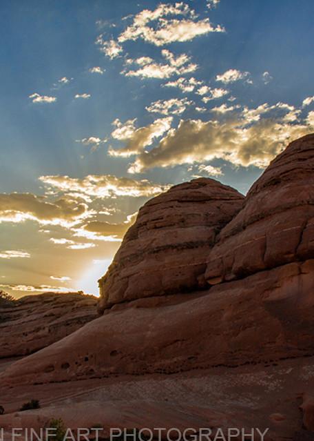 Arches Sunset Photograph 7211  | Utah Photography | Koral Martin Fine Art Photography