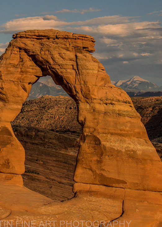 Arches Delicate Arch Photograph 7141  | Utah Photography | Koral Martin Fine Art Photography
