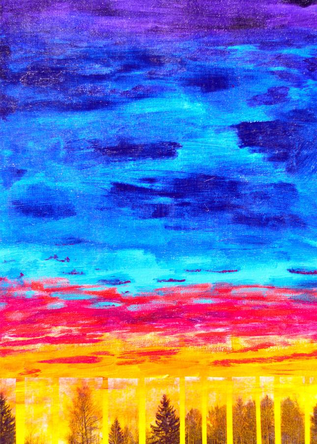 Slow Quiet Breath Art | Perry Rath Arts