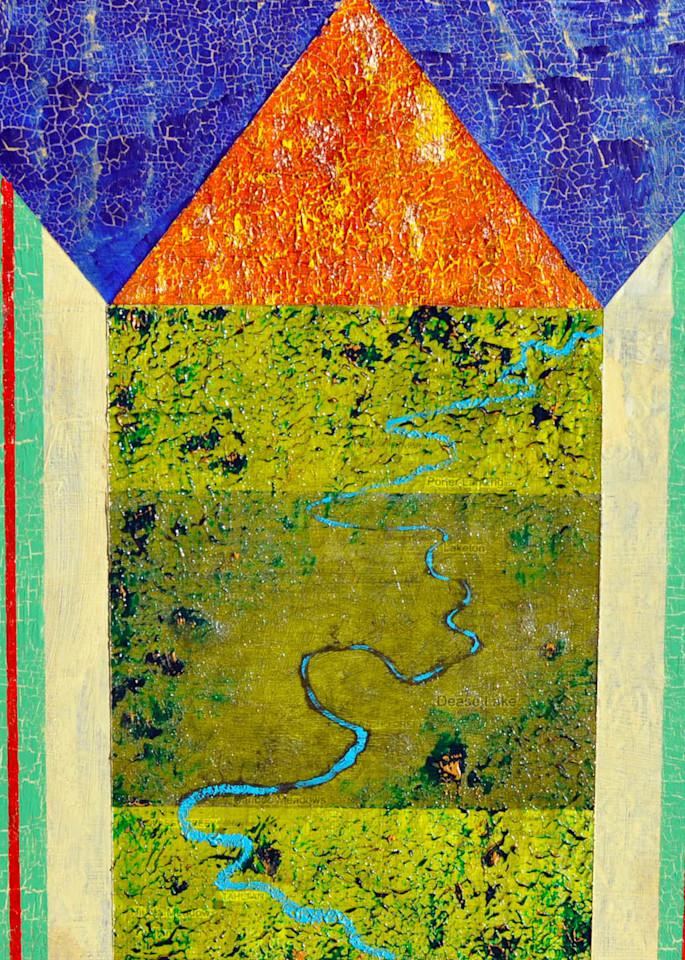 Blue Vein Art | Perry Rath Arts