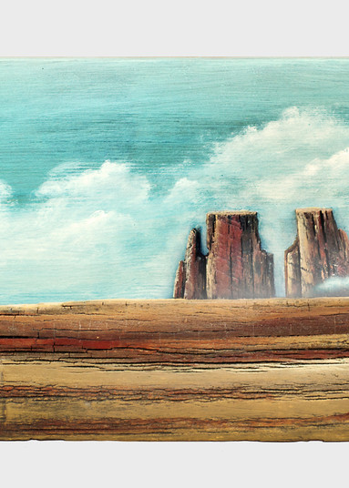 Monument Valley | Matt Maley | Roost Artist