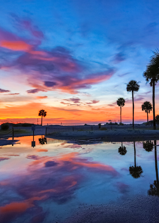 Colorful Reflections