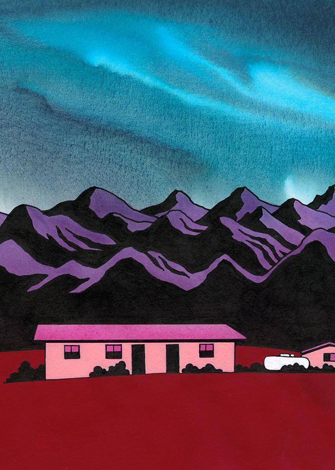 Living On Tribal Land Art   Fine Art New Mexico