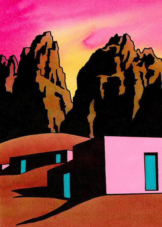 Hidden Land Art | Fine Art New Mexico