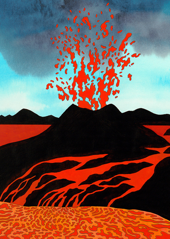 Deep Heat Art | Fine Art New Mexico