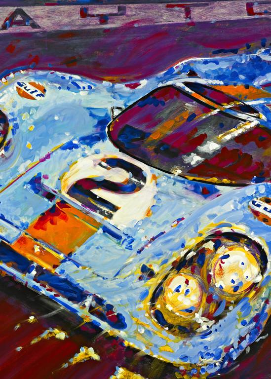 Daytona At Night  Art | Telfer Design, Inc.