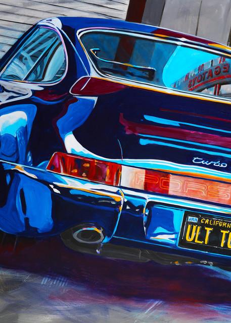 Ultimate Toy 964 Porsche Art | Telfer Design, Inc.