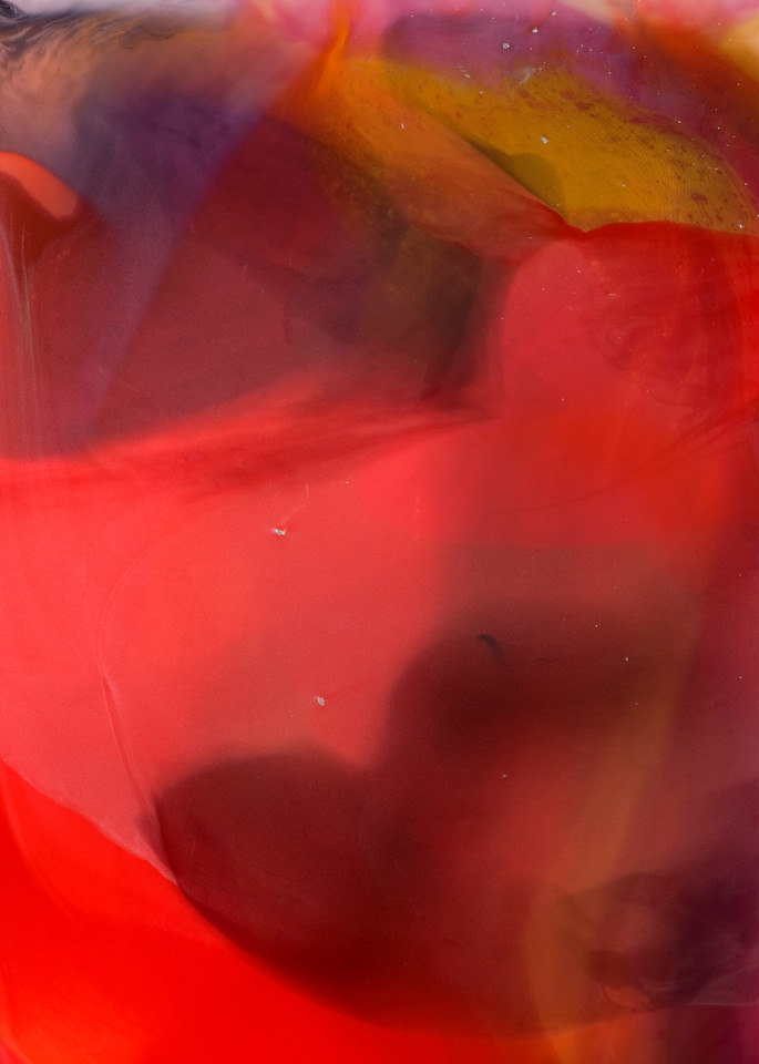 Into Orion - abstract painting by Beth Shapiro