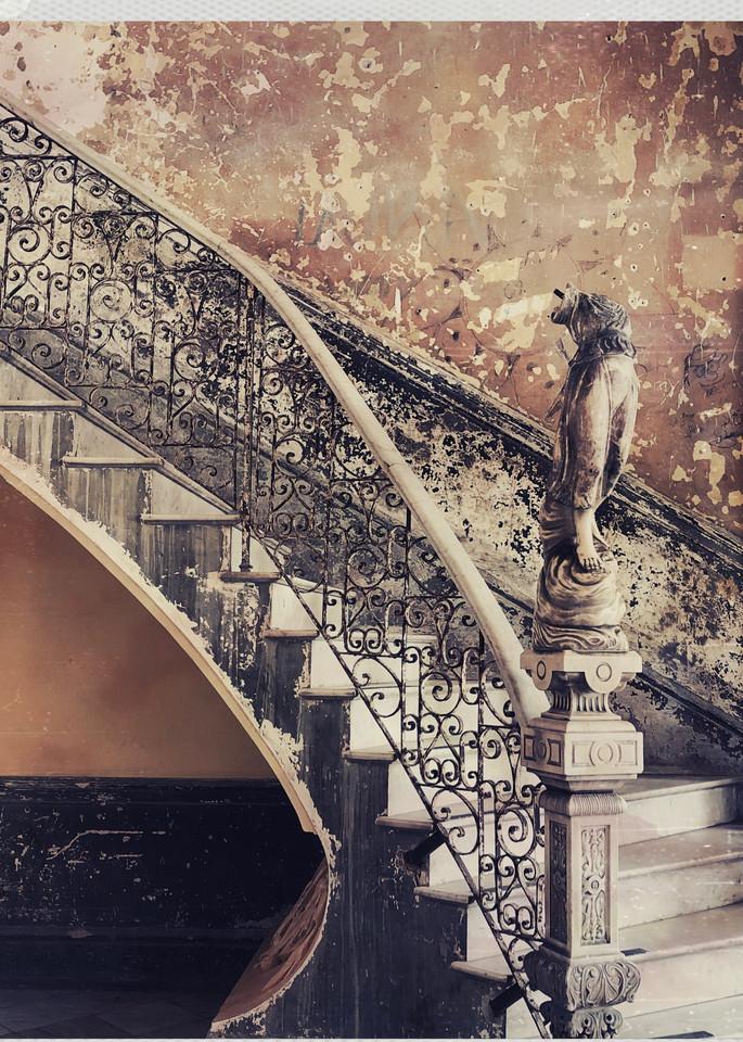 Staircase, Old Havana Art   photographicsart
