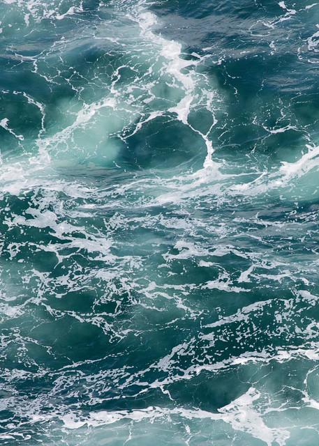 """""""Ocean Churn"""" Newport Rhode Island Fine Art Photograph"""