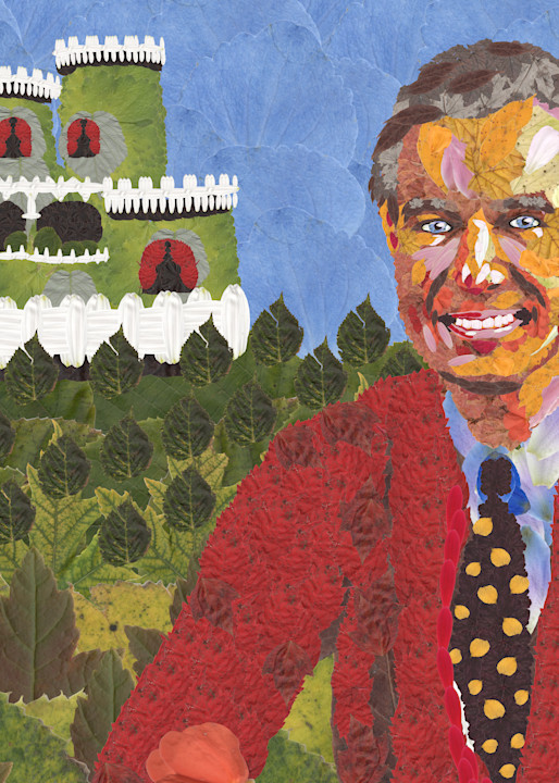 Fred Rogers Art   smacartist