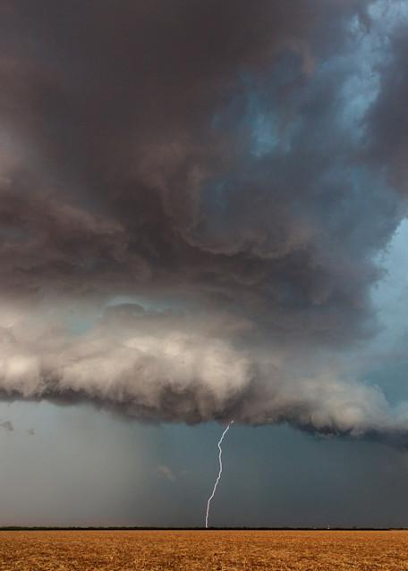 An Arizona supercell