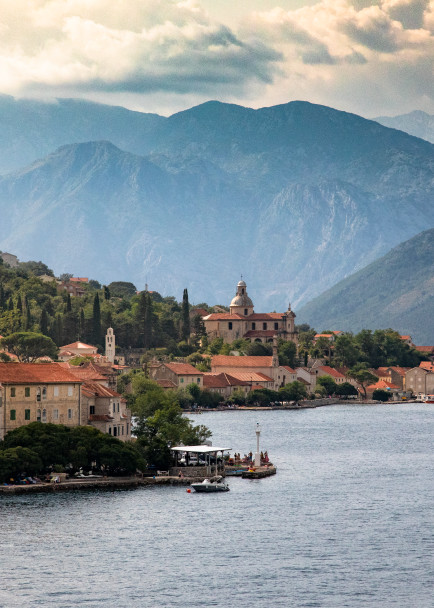 Montenegro By The Water Photography Art | Leiken Photography