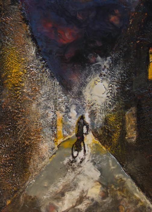 Night Rider Art | Bruce Tyner
