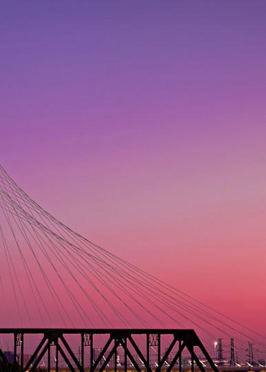 Bridge 3 Colorful Photography Art | Drone Video TX