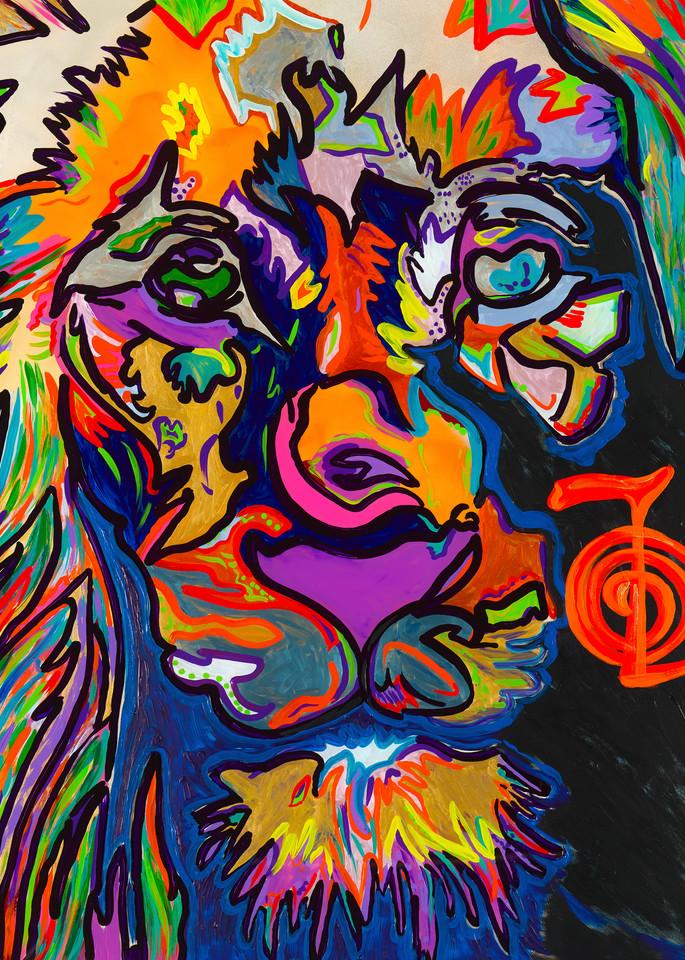 JD Shultz Art   Power